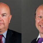 Peter Quist en Thomas van der Lans
