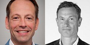Wilco Schoonderbeek en Matthijs Ingen-Housz