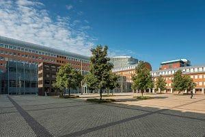 Het Paleis van Justitie, Den Bosch