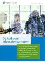 GDPR whitepaper Kleos - AVG voor advocatenkantoren