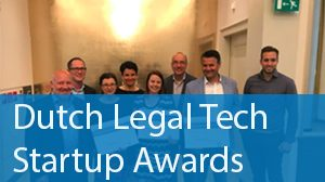 De finalisten van de Legal Tech Startup Awards 2018
