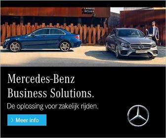 Mercedes-Benz – Mercedes Business Solutions (Rectangle)