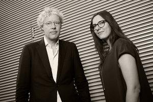 Jaap van Slooten en Agnieszka Mucko