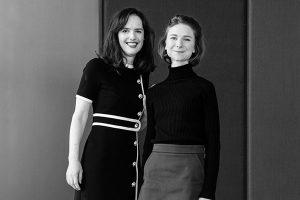 Elisabeth Thole en Charlotte Solms