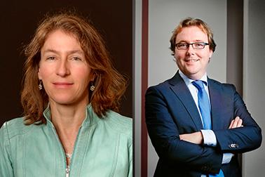 Martine Margadant en Wilco Nieuwenhuis