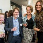 Laura de Kuiper, Benjamin Israel, Renske van Ekdom en Suncica Petkovic (allen Vattenfall)
