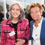 Marijke Paaijmans (Herengracht Legal Services) en Marielle Koppenol (Houthoff)