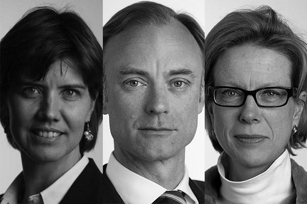 Marieke Driessen, Jan-Joost van Rijsbergen en Frédérique Jacobse