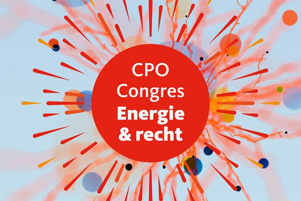 CPO Lustrumcongres Energie & recht