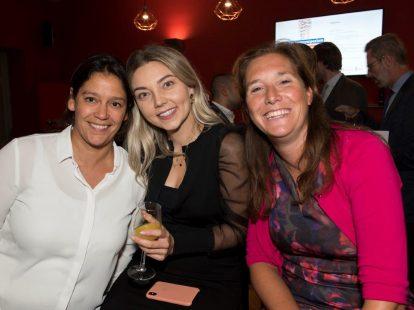 Karen van der Els, Dana Trnjanin en Renske Kersbergen (allen Academie)