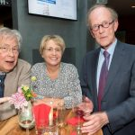 Ron Niessen, Tineke Witberg en Peter van Lochem (allen Academie)
