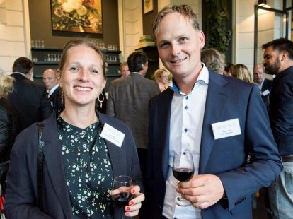 Janneke Mulder (Uiteen Advocaten en Mediators) en Alrik de Haas (OMVR advocaten)