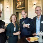 Igor Janssen (Griph), Wieneke Brandt (XpertHR), Hans Voorhoeve (Equrius) en Paul Paasschens (Balieplus)