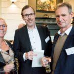 Chantal van Oijen (Boels Zanders Advocaten), Joost Maassen (Dialogue) en Barry Meruma (Habitat Advocaten)