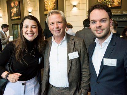 Kyra Geerts, Lex Geerts en Daniël Post (allen Eldermans Geerts Advocaten)