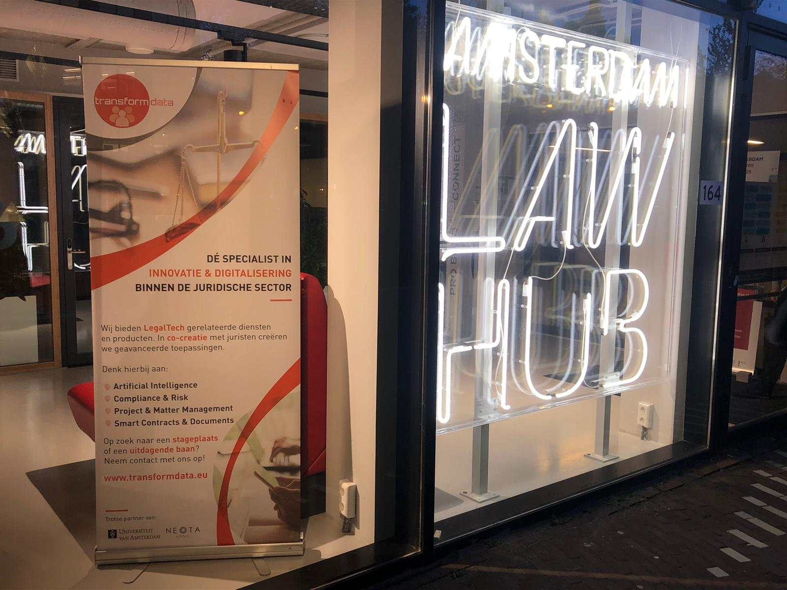 TDI banner Amsterdam LawHub