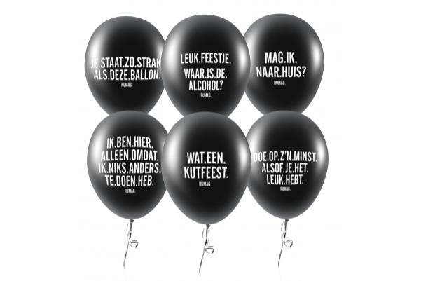Rumag balonnen