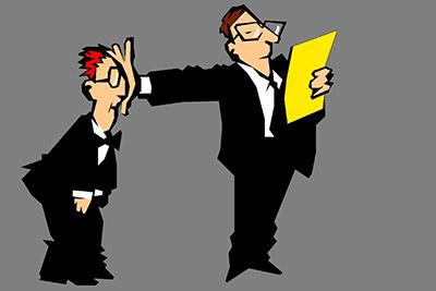Stijl van leidinggeven hoofdofficier 'niet passend'