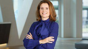 Judith Krens (Taylor Wessing) in 'Top 250 Women in IP' lijst