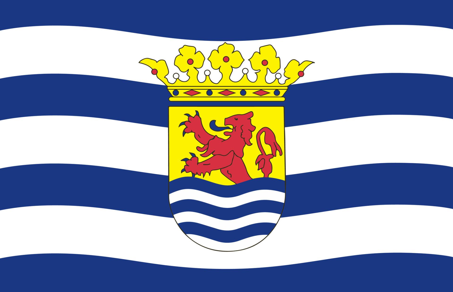 Zeeuwse vlag Depositphotos