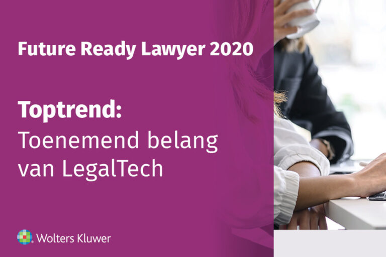 2020 Wolters Kluwer Future Ready Lawyer Survey: Performance drivers