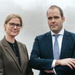 Anouk Oosterom en Jordi Wals over oost en west