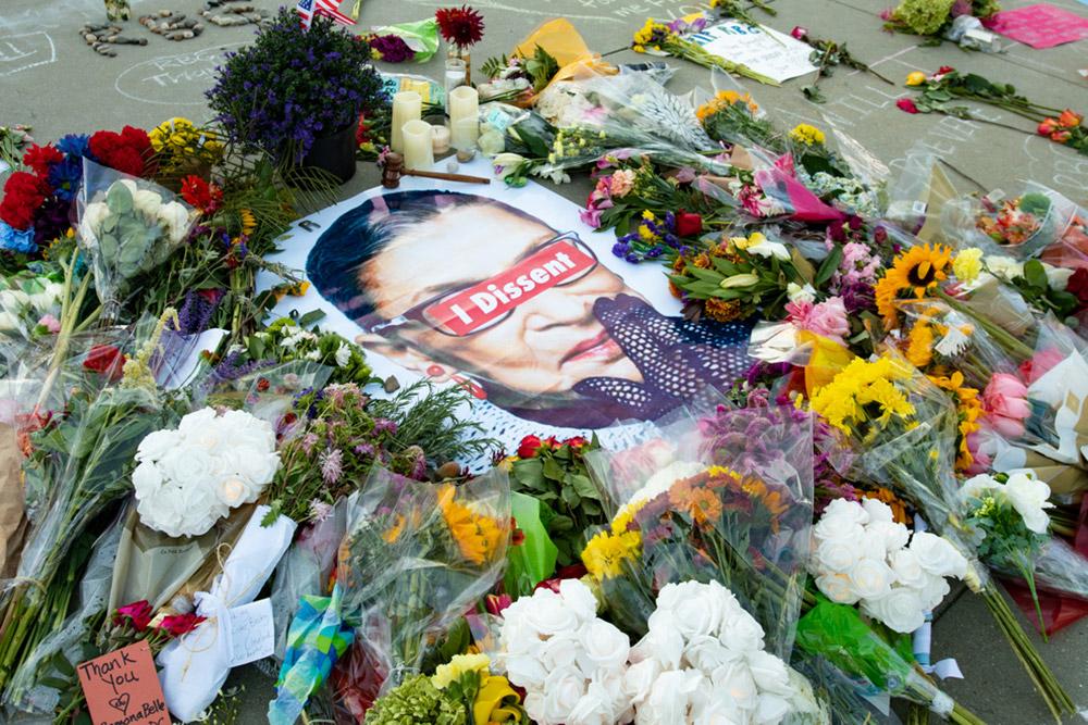 Juristen staan stil bij overleden opperrechter 'Notorious RBG'
