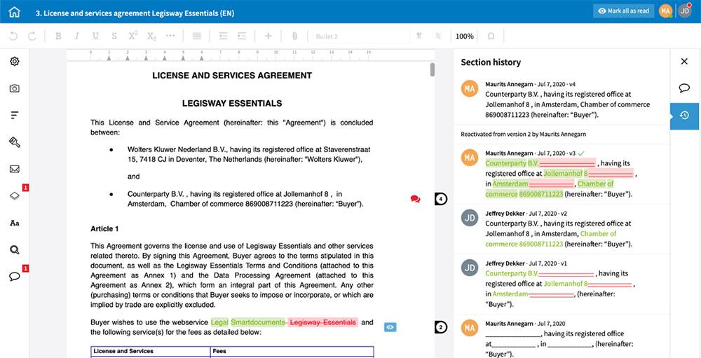 Tip 3: 'Tekstfragmenten van gedeelde documenten beschermen'