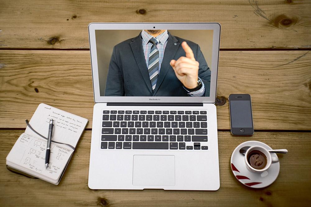 Pas op met digitale zittingen