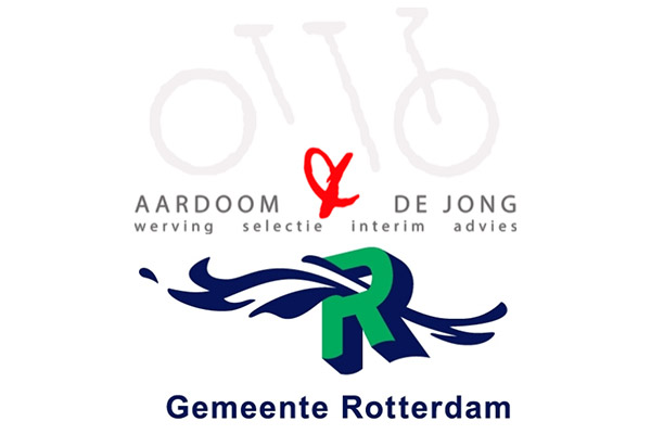 combilogo Gemeente Rotterdam via Aardoom de Jong