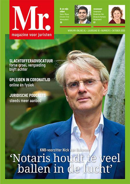 Mr. Magazine – nr. 5 (2020)