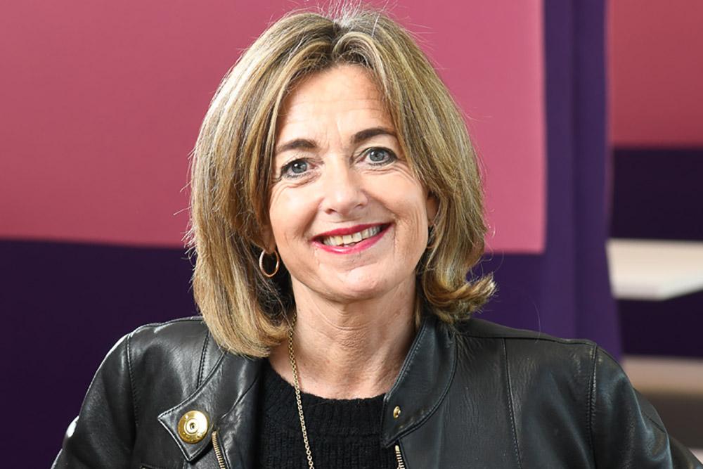 Annerie Ploumen wordt nieuwe KNB-voorzitter