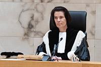 Dineke de Groot Vertrouwen in de rechtspraak bevorderen.1