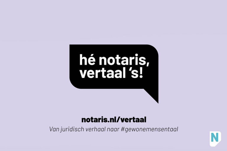 Hé notaris vertaal s