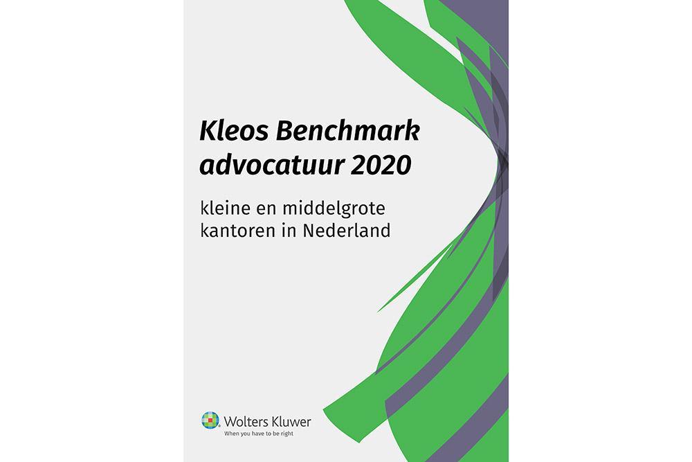 De verhalen achter de cijfers uit het Kleos Benchmark Advocatuur 2020