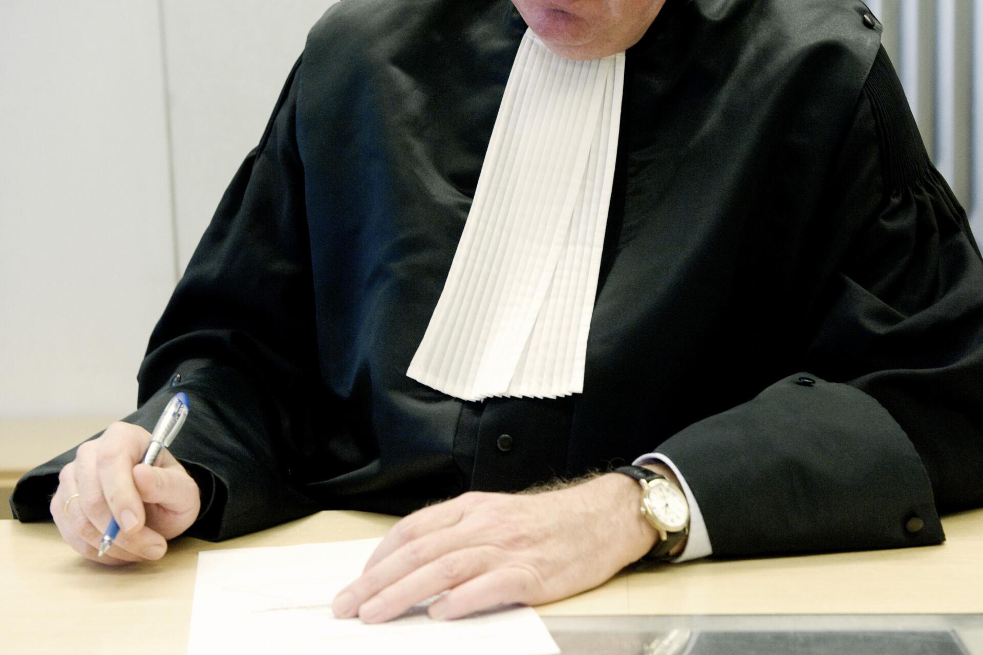 Beeld bij gepensioneerde rechters-dc5af918