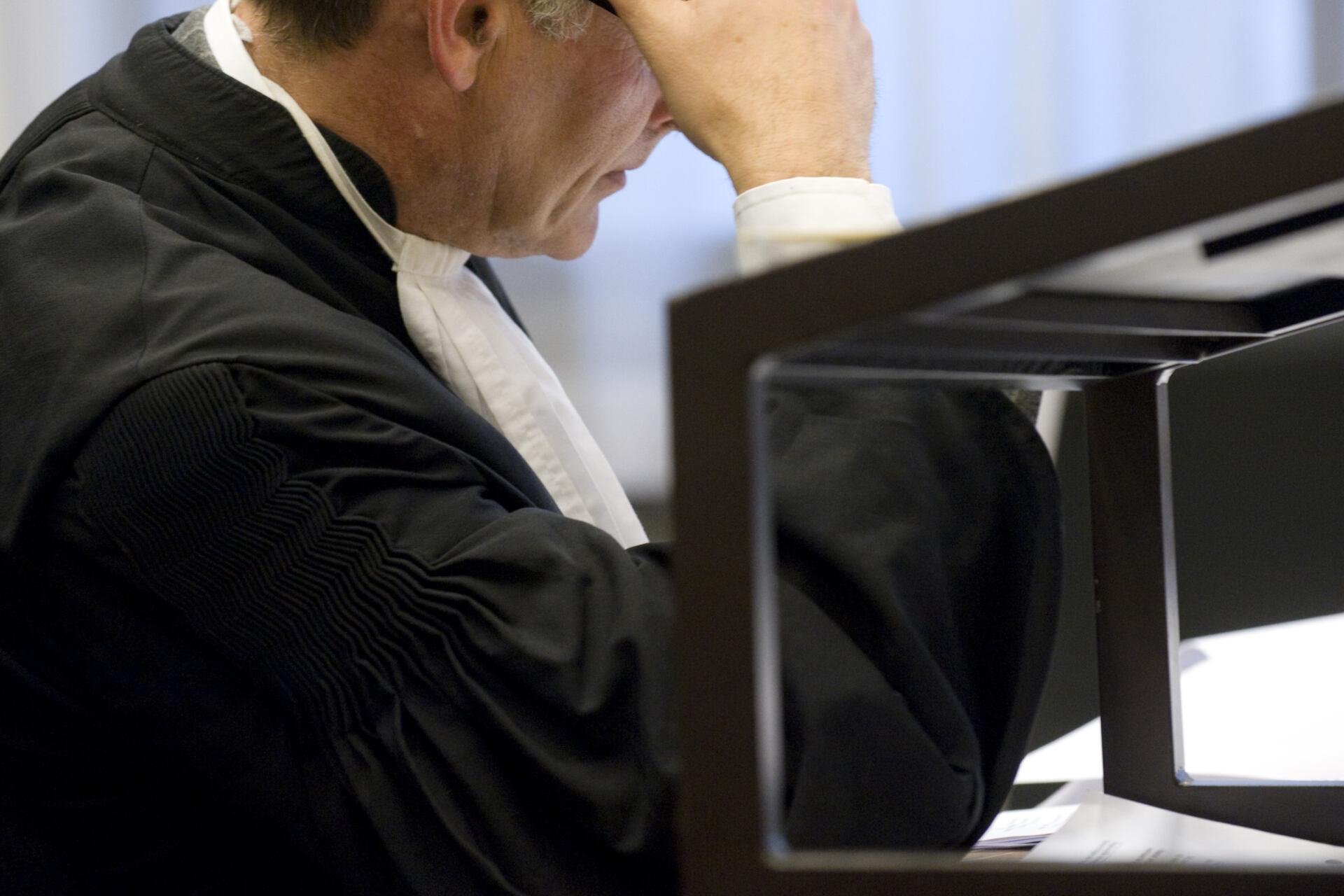 Advocaat kan werk niet meer doen-a78eccda