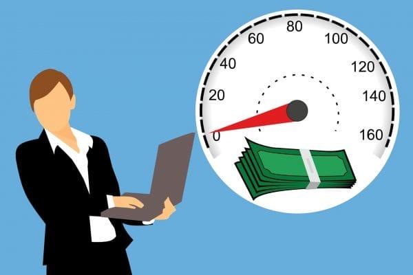 Jonge jurist begint eerste baan met een bovengemiddeld salaris - Mr. online