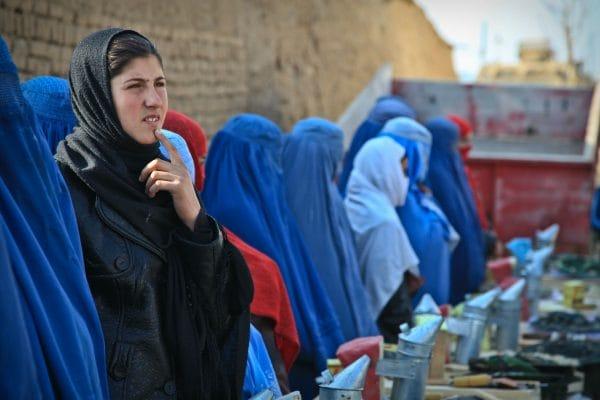 Rechters vragen aandacht voor vrouwelijke Afghaanse collega's - Mr. online