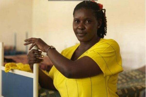 181002 Susan Kigula in 2013 in Oeganda_foto Jan Banning