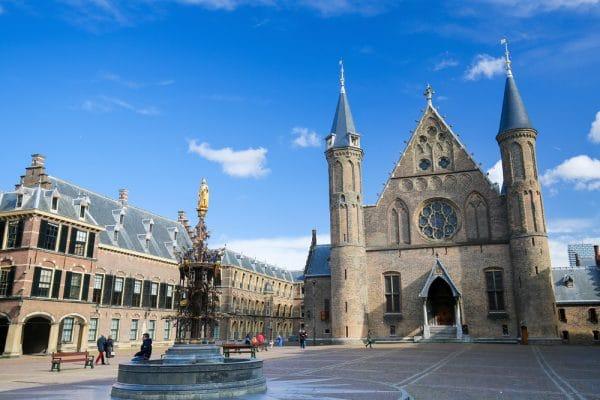 Ridderzaal Binnenhof, The Hague, the Netherlands