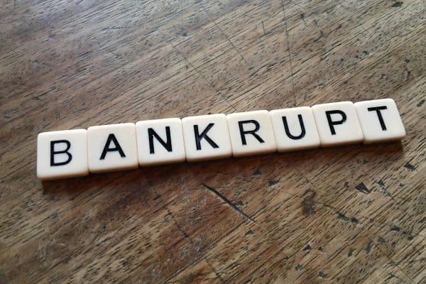 30 maart faillissement
