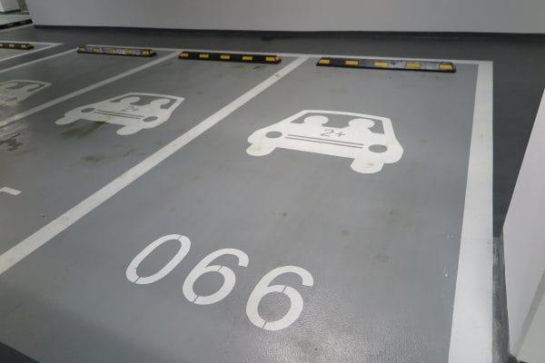 4 mei parkeergarage