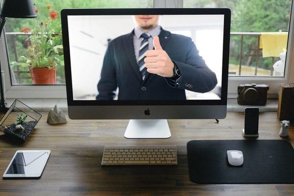 Advocaten vinden skype-zittingen goed te doen, wel 'next best'