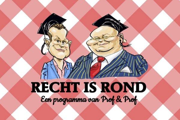 Twee hooggeleerde juristen houden 'bourgondisch-filosofisch' gesprekken