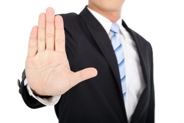 Advocaat Relschoppers hoeven bij mij niet aan te kloppen