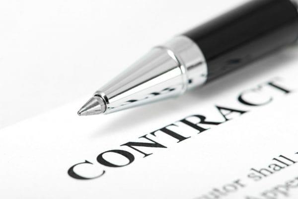 Anglo-Amerikaanse contracten