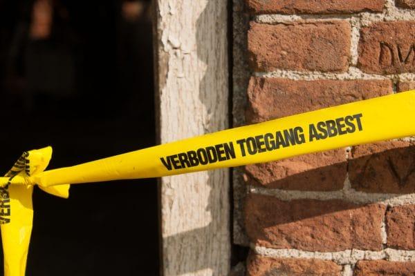 Asbest in een gehuurde bakkerij - Mr. Online