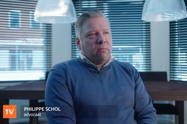 Curator Philippe Schol Ik moest na aanslag zelf beveiliging regelen