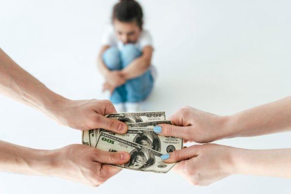 Fiscaal belang boven belang van het kind